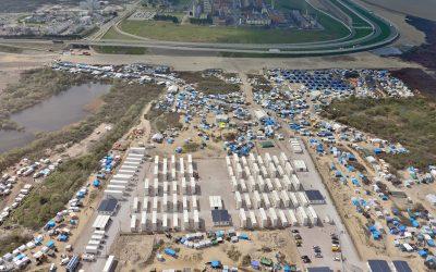 Migration Crisis in Calais